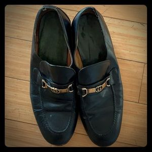 Vintage men's Gucci loafers size 43 1/2